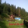 відпочинок в Карпатах приватний сектор зняти будинок шале Буковель котедж в горах в лісі с басейном