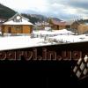 фото дом с камином Буковель отдых снять новый год рождество лето Поляница зима в карпатах