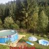 снять дом с басейном отдых в Карпатах с детьми в Буковель Яблуница