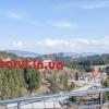 пейзаж фото отдых в Карпатах Яремче Яблуница отель Буковель