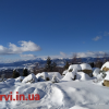 будинок з видом на гору Яблуниця  фото відпочинок з дітьми в карпатах