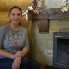 дом с баней с камином в лесу в горах новый год Рождество Карпаты Буковель цены