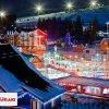 Новий рік 2020 карпатах зняти будинок в горах Поляниця Буковель Різдво